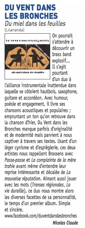 DVDLB - Chronique FrancoFans