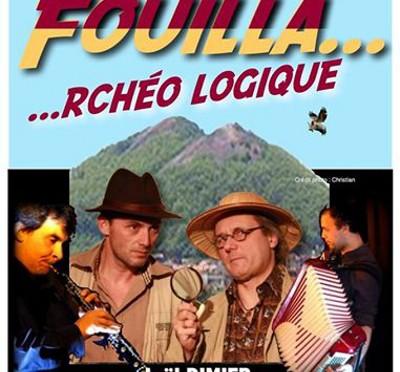 Fouilla… rchéo logique à La Ricamarie