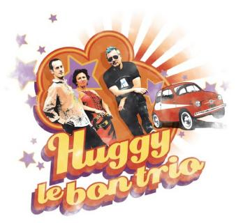 Huggy le bon Trio à Pérignat lès Sarliève