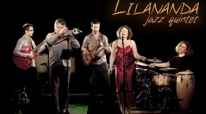 Lilananda Jazz Quintet à Salon de Provence
