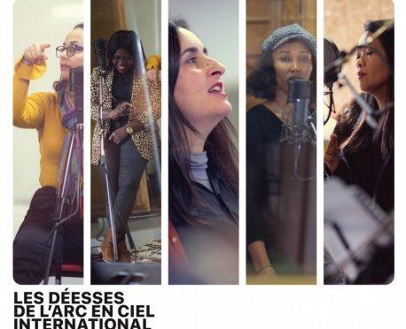 🌈📀 LE SECOND ALBUM DES DÉESSES DE L'ARC EN CIEL INTERNATIONAL EST SORTI !!! 📀🌈‼️